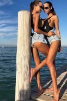 Escorts REAL TWINS.MarinaAlina (25 age, Toronto)