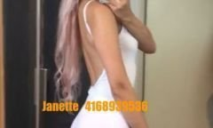 Party Girl Janette Phone: +1 (416) 893 9536